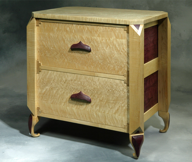 Amazing All Wood Cabinetry One Of A Kind Furniture